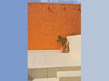 CompartoDepa MX - Habitaciones en Villa Teresa, Aguascalientes - MX$1,600 por mes
