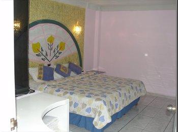 CompartoDepa MX - Rento departamento amueblado - Tlaxcala, Tlaxcala - MX$5,000 por mes