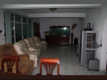 CompartoDepa MX - Cuartos Amuebla X dia,sem,mes UNAM.TEC.Hospit UVM - Coyoacán, DF - MX$2,650 por mes