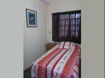 CompartoDepa MX - Habitaciones para estudiantes, Totalmente nuevas! - Cuernavaca, Cuernavaca - MX$1,300 por mes