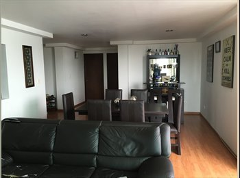 CompartoDepa MX - Busco roommate - Cholula, Cholula - MX$4,000 por mes
