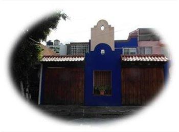 CompartoDepa MX - Habitaciones amuebladas para profesionistas, Morelia - MX$2,150 por mes