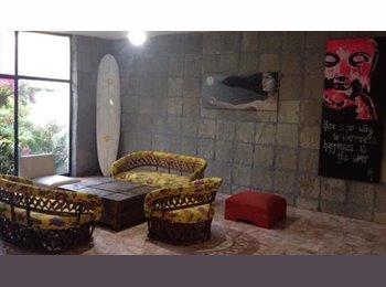 CompartoDepa MX - rento cuarto PROVIDENCIA/room for rent PROVIDENCIA - Guadalajara, Guadalajara - MX$3,900 por mes