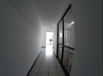 CompartoDepa MX - Se rentan habitaciones! - San Luis Potosí, San Luis Potosí - MX$1,500 por mes