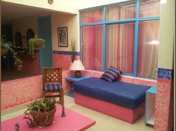 CompartoDepa MX - Comparte Amplisima Casa. - Coyoacán, DF - MX$2,500 por mes
