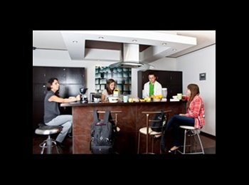 CompartoDepa MX - Residencial Las Aguilas hogar para estudiantes, Cholula - MX$2,500 por mes