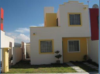 CompartoDepa MX - Renta de habitaciones amuebladas - Pachuca, Pachuca - MX$1,500 por mes