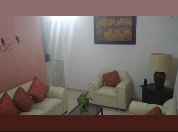 CompartoDepa MX - SUPER $$ CUARTO$$  COMP EN CHUBURNA TODO INCLUIDO - Mérida, Mérida - MX$1,800 por mes