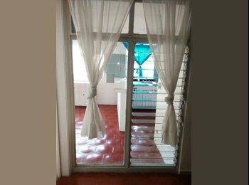 CompartoDepa MX - Bungalow (cocina-comedor, dormitorio, baño), Cuernavaca - MX$2,600 por mes