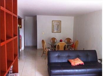 CompartoDepa MX - rento cuarto para MUJER chapalita - Zapopan, Guadalajara - MX$3,000 por mes