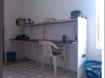 CompartoDepa MX - Casa a 7 cuadras d Plaza del Sol -English,français - Zapopan, Guadalajara - MX$2,500 por mes