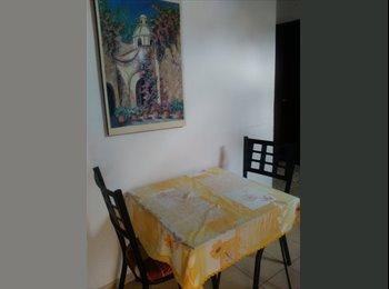 CompartoDepa MX -  Rento recamara amueblada en comodo departamento, - Cuernavaca, Cuernavaca - MX$1,900 por mes