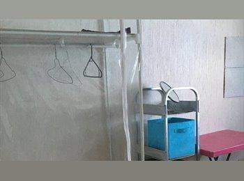 Rento habitación amueblada o sin amueblar en Lerma