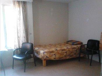 Casa a 7 cuadras d Plaza del Sol -English,français
