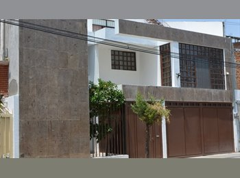 CompartoDepa MX - Habitaciones amuebladas en Aguascalientes, Aguascalientes - MX$2,500 por mes