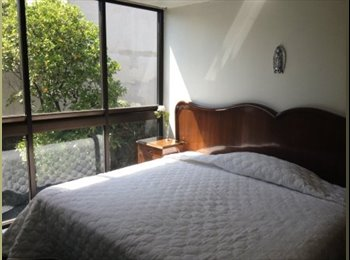 Excelente habitación mucha luz servicios ubicación