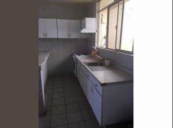CompartoDepa MX - Comparto Casa en Coto Privado - Aguascalientes, Aguascalientes - MX$1,800 por mes