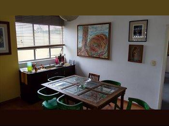 CompartoDepa MX - Agradable departamento junto a la Minerva - Guadalajara, Guadalajara - MX$3,000 por mes