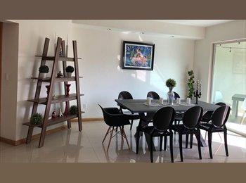 CompartoDepa MX - Providencia, cuarto/baño propio, depa casi nuevo - Guadalajara, Guadalajara - MX$5,500 por mes
