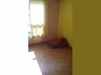 CompartoDepa MX - comparto pequeña casita con gran jardin - Tláhuac, DF - MX$2,380 por mes