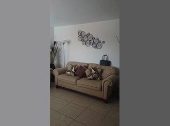 CompartoDepa MX - Busco Señorita  para compartir Casa Amueblada, Aguascalientes - MX$2,500 por mes