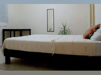 Rento cuarto en departamento compartido