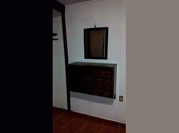 Se rentan dos cómodas habitaciones