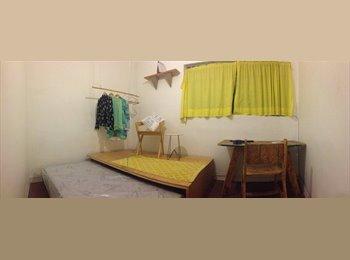 Room in Condesa/ Cuarto en Condesa