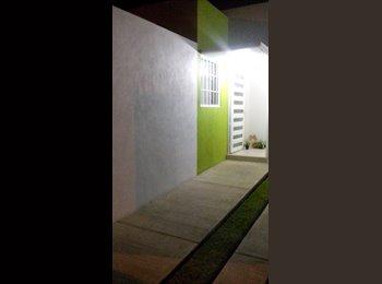 CompartoDepa MX - RENTO CASA EN VILLA DE ALVAREZ, COLIMA - Colima, Colima - MX$1,800 por mes