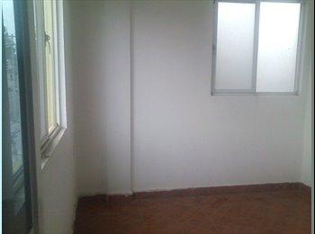 3 habitaciones disponibles (departamento)