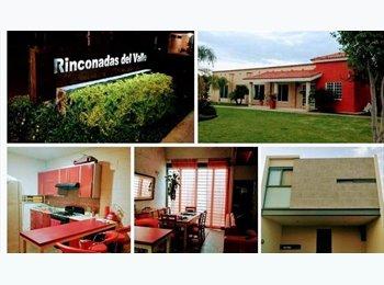 CompartoDepa MX - Se busca roomie (mujer), Zapopan - MX$4,300 por mes