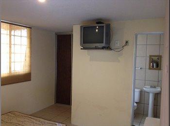 CompartoDepa MX - Habitaciones amuebladas, San Andrés Cholula - MX$2,500 por mes