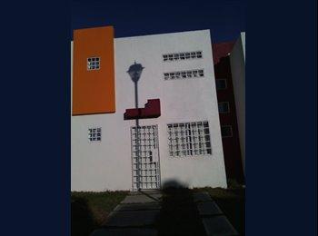 CompartoDepa MX - Se renta cuarto en casa, Pachuca de Soto - MX$1,500 por mes