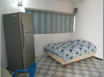 CompartoDepa MX - Habitaciones cerca Plaza Américas., Veracruz - MX$2,000 por mes