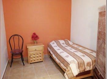 CompartoDepa MX - Renta de habitaciones solas compartiendo baño. - Pachuca, Pachuca - MX$790 por mes