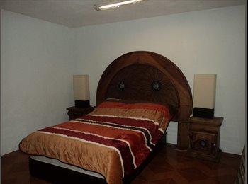 casa para huespedes estudiantes. de COLMEX, UNAM,...