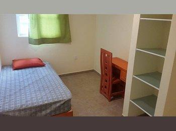 Rento habitación en iztapalapa
