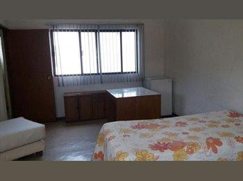 CompartoDepa MX - Suite en Col. Delicas - Cuernavaca, Cuernavaca - MX$5,000 por mes