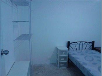 Habitación individual amueblada cerca CU UNAM