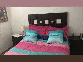 CompartoDepa MX - Renta de cuartos para estudiantes de IBERO y TEC - Cuajimalpa de Morelos, DF - MX$4,000 por mes