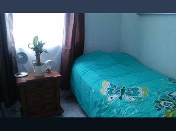 Se rentan cuartos para mujeres Residencial privada