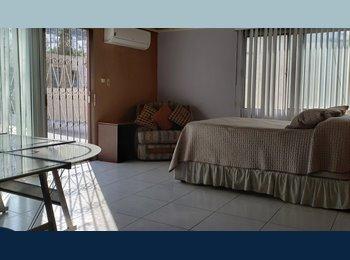 CompartoDepa MX - Rento cuartos muy amplios en San Jeronimo - Cumbres, Monterrey - MX$2,800 por mes