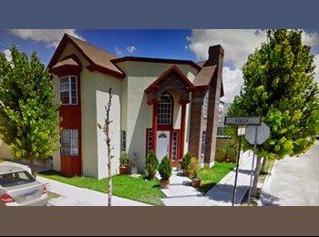 CompartoDepa MX - Renta de Habitaciones Cerca de Sendero, Saltillo - MX$3,000 por mes