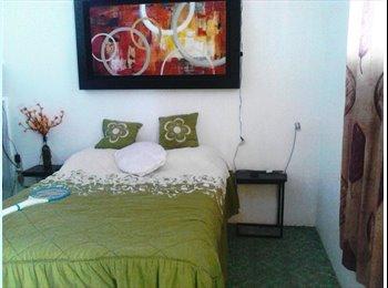 CompartoDepa MX - una habitación amplia todos los servicios - Zapopan, Guadalajara - MX$2,200 por mes