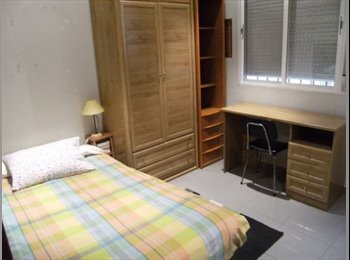 CompartoDepa MX - Se renta habitación amueblada con baño - Saltillo, Saltillo - MX$2,900 por mes