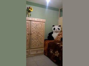 CompartoDepa MX - Rento habitacion amueblada para mujeres - Tlaxcala, Tlaxcala - MX$1,500 por mes