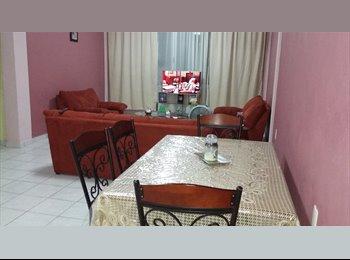 CompartoDepa MX - COMPARTO DEPARTAMENTO CENTRICO ECONOMICO - Tuxtla Gutiérrez, Tuxtla Gutiérrez - MX$1,800 por mes