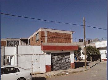 CompartoDepa MX - Ubicado Departamento - Chalco, México - MX$1,100 por mes