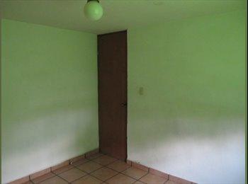 Rento habitación dentro de departamento compartido