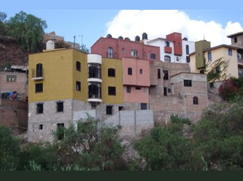 CompartoDepa MX - RENTA HABITACIONES, Guanajuato - MX$1,900 por mes